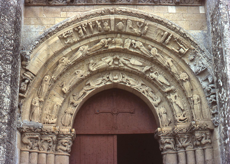 Aulnay De Saintonge Charente Maritime Church Of St