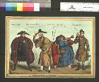 Nicholas K. Robinson Collection of Caricature
