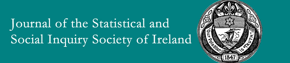 Link to the archives of the Journal of the Statistical and Social Inquiry Society of Ireland – Opens in a new window
